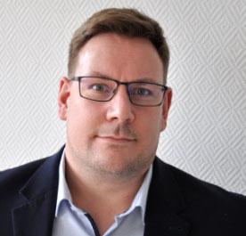 Patrick Kartuschewsky, Verkaufsleiter